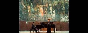 """Altri eventi: Concerti presso l'aula magna de """"La Sapienza"""" nei mesi di Ottobre e Novembre 2009"""