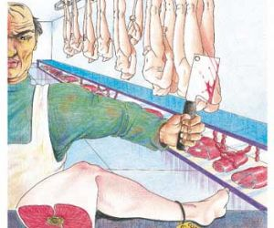 """Altri eventi: """"Carne da macello – emigranti allo sbaraglio"""" Dal 10 al 15 novembre 2009 al """"Teatro dell'Orologio"""""""