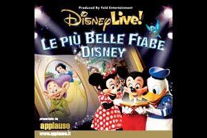Altri eventi: Disney Live! Le più belle fiabe Disney Musical al Palottomatica di Roma 2,3,4,5,6 dicembre 2009