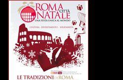Altri eventi: ROMA CITTÀ NATALE. UNA FESTA UNICA AL MONDO dall'8 dicembre 2009 al 6 gennaio 2010