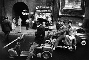 Altri eventi: La Roma anni 50 di William Klein Mercati di Traiano