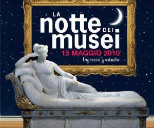 """Altri eventi: """"La Notte dei Musei"""" Roma 15 Maggio 2010: programma completo"""