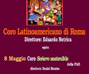 Altri eventi: Coro Latinoamericano di Roma Chiesa Argentina Sabato 8 Maggio ore 19:30