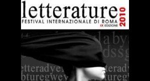 Altri eventi - LETTERATURE. Festival Internazionale di Roma (9° edizione)