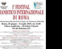 Altri eventi - Festival Pianistico Internazionale dal 28 giugno al 4 luglio