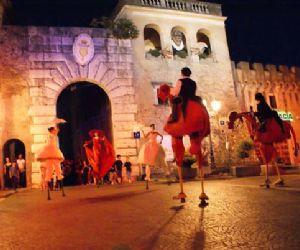 Altri eventi - Borgofestival 2010 (15-19 luglio), XI edizione. Fiano Romano (Rm)
