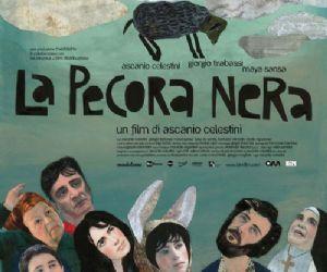 """Altri eventi: Anteprima del film """"LA PECORA NERA"""", ASCANIO CELESTINI e il cast del film al """"Quattro Fontane"""""""