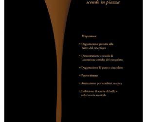 Altri eventi: Festa del Cioccolato a Fonte Nuova (RM) domenica 17 ottobre 2010