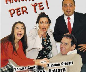 Altri eventi - C'è una certa Annalisa per te - Dal 3 al 21 novembre 2010 al Teatro de' Servi