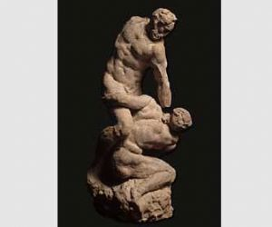 Altri eventi: Michelangelo, I due lottatori - fino al 5 Dicembre 2010