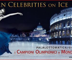 Altri eventi: GOLDEN CELEBRITIES ON ICE 2011 - 5 FEBBRAIO 2011 - ORE 21.00