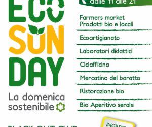 Altri eventi - EcoSunday: Un nuovo appuntamento nel calendario romano dell'ecologia e della sostenubilità.  28/11