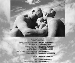 Altri eventi: ' THE CONFIDENTIAL CLERK'  di Thomas Stearns Eliot. 22 dicembre Teatro Arcobaleno