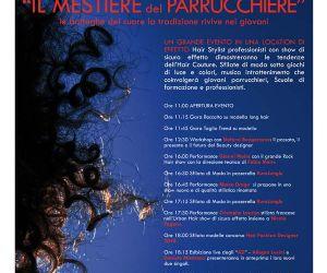 Altri eventi - IL MESTIERE DEL PARRUCCHIERE, UNA TRADIZIONE CHE RIVIVE NEI GIOVANI  a Roma il 12 dicembre 2010