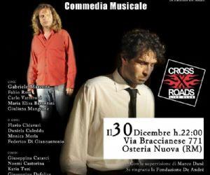 """Altri eventi - """"Storia di un impiegato"""" diventa commedia musicale - 30/12/2010 Osteria Nuova"""