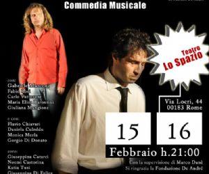 Altri eventi: STORIA DI UN IMPIEGATO, il concept album di Fabrizio De André diventa commedia musicale.