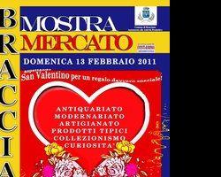 Altri eventi: Mostra mercato a Bracciano  OGNI SECONDA DOMENICA DEL MESE