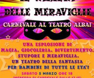 Altri eventi: IL VARIETA' DELLE MERAVIGLIE 5-6 marzo al Teatro Alba