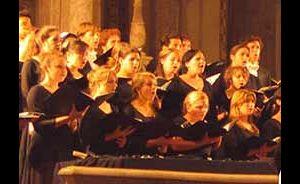 Altri eventi: Il Mater Dei High School Chorus in concerto presso la basilica dei Ss. Giovanni e Paolo al Celio