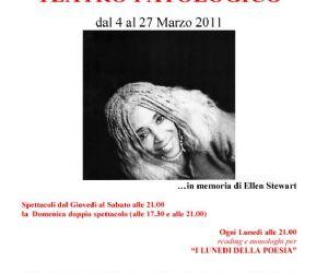 In memoria di Ellen Stewart