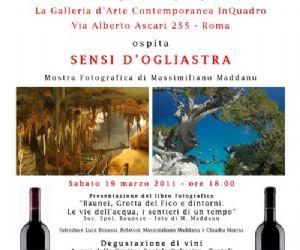 Altri eventi: Sensi d'Ogliastra - Mostra Fotografica di Massimiliano Maddanu 19-25 marzo 2011