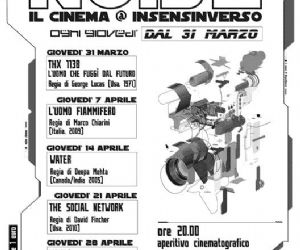 Altri eventi - NOISE, il cinema @ INsensINverso, è aperto tutti i giovedì
