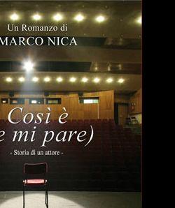 """Altri eventi - Presentazione dell'ultimo romanzo di Marco Nica dal titolo """"Così è (se mi pare)"""