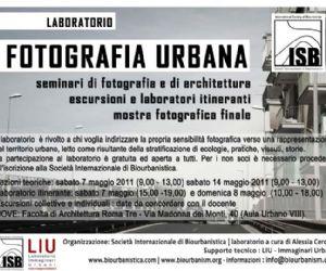 Altri eventi - LABORATORIO DI FOTOGRAFIA - Reportage Urbano e sociale.