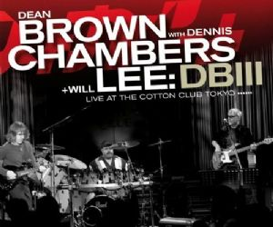 Altri eventi: The Dean Brown Trio with Dennis Chambers and Bobby Sparks a Roma il 7 aprile
