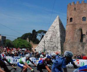 Altri eventi: Gran Premio Liberazione di ciclismo. ROMA  25 aprile