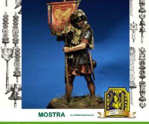 Altri eventi - ROMA E I SUOI LEGIONARI - dal 21 al 28 Aprile n Via Antonio Salandra n. 44
