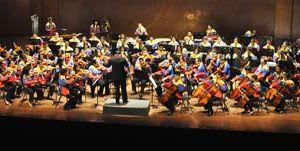 Altri eventi: Concerto di Pasqua evento: l'orchestra di Abreu incontra l'arte di Roma Martedì 19 Aprile 2011