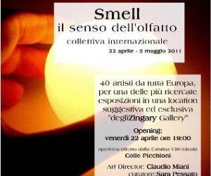 Altri eventi - Smell – il senso dell'olfatto dal 22 aprile al 5 maggio 2011