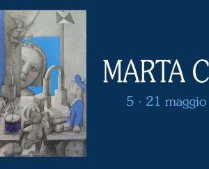 Altri eventi: 5 maggio 2011 - inaugurazione mostra personale dell'artista Marta Czok