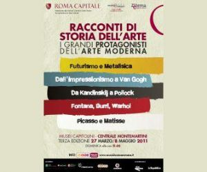Altri eventi: 27 Marzo - 8 Maggio 2011 Centrale Montemartini - Racconti di storia dell'arte