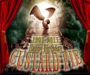 """Altri eventi: 21 MAGGIO 2011, h 21. - """"Stairway to theatre"""" - Led Zeppelin tribute concert"""