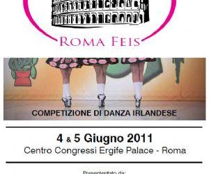 Altri eventi: ROMA FEIS 4 & 5 Giugno 2011 Centro Congressi Ergife Palace