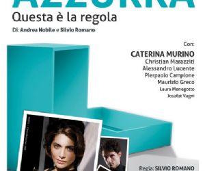"""Altri eventi: Caterina Murino in """"La scatola è azzurra"""" 15 Giugno alle ore 21:00 al Teatro Ghione"""