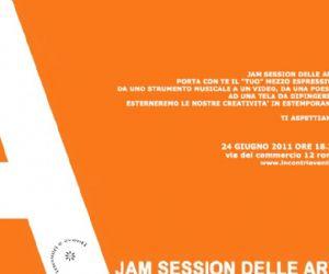 Altri eventi - JAM SESSION DELLE ARTI 24 giugno 2011