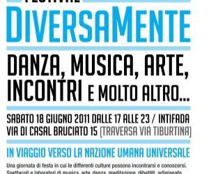 Altri eventi - Festival DiversaMente - 18 giugno 2011