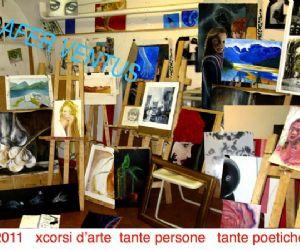 """Altri eventi - Mostra di arte visiva della scuola  d'arte """"xcorsi d'arte"""""""