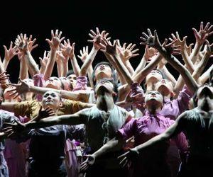 Altri eventi: Roma 8 e 9 luglio 2011 - La Compagnia Accademica di Danza di Pechino per la prima volta in Italia