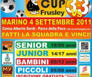 Altri eventi: Frusley Street Soccer Cup 2° Tappa - Città di Marino (RM)  4 settembre