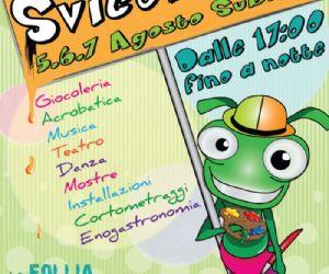 Altri eventi: SVICOLANDO  5-6-7- agosto 2011, Subiaco (Rm)