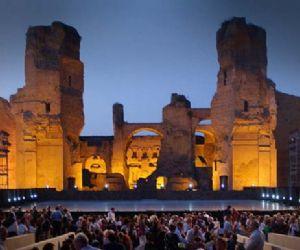 Altri eventi: Tosca alle Terme di Caracalla 21 luglio - 10 agosto
