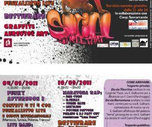 Altri eventi: Evento Social Street Art - 4 e 10 settembre a Casale A.L.B.A. 3, Parco di Aguzzano