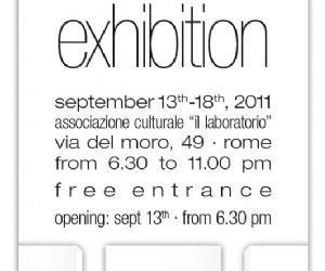 Altri eventi: Mostra personale di Giovanni Morgia 13 al 18 settembre 2011
