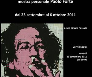 Altri eventi: Nuova Luce mostra personale di Paolo Forte