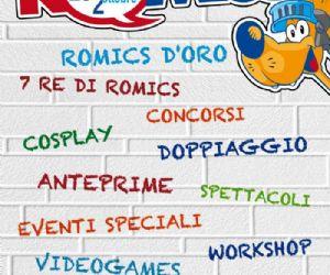 Altri eventi - I GRANDI EVENTI DI ROMICS 2011