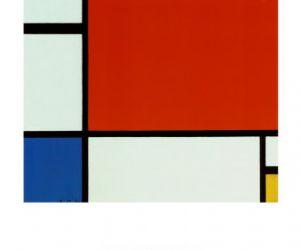 Mostre: Mondrian, l'armonia perfetta